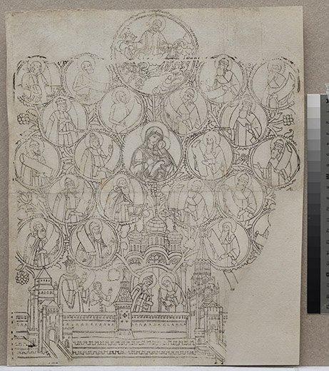 Богоматерь с огненным ликом, единорог на иконе и другие удивительные экспонаты новой выставки в Музее русской иконы