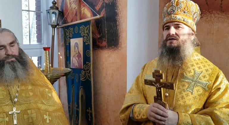 Епископ Бронницкий Савватий возглавил Синодальный отдел, окормляющий армию и правоохранителей