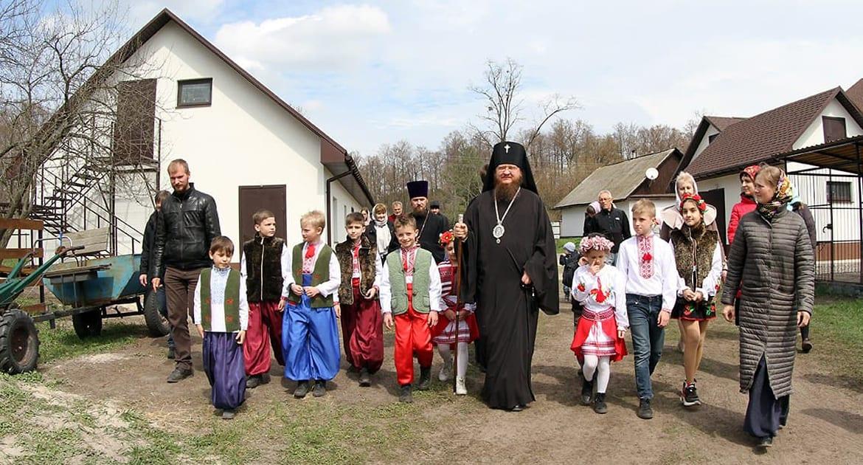 Силами верующих в Черкассах открыли первую православную гимназию