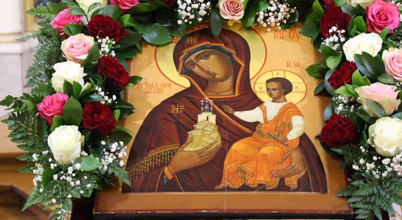 Церковь чтит икону Божией Матери «Тучная Гора»