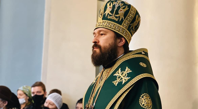 Митрополит Иларион объяснил, почему раскольники – это фейковое православие