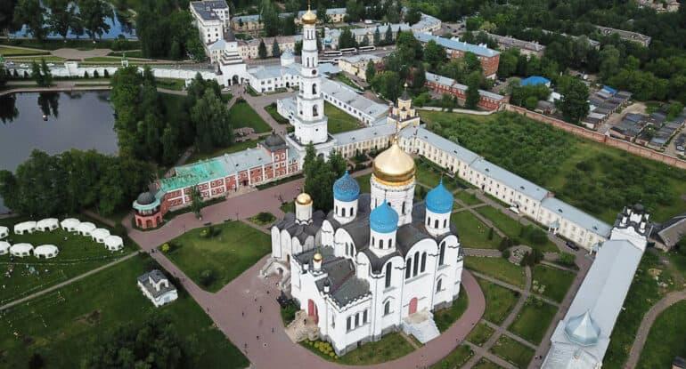 Николо-Угрешский монастырь стал резиденцией главы Московской митрополии