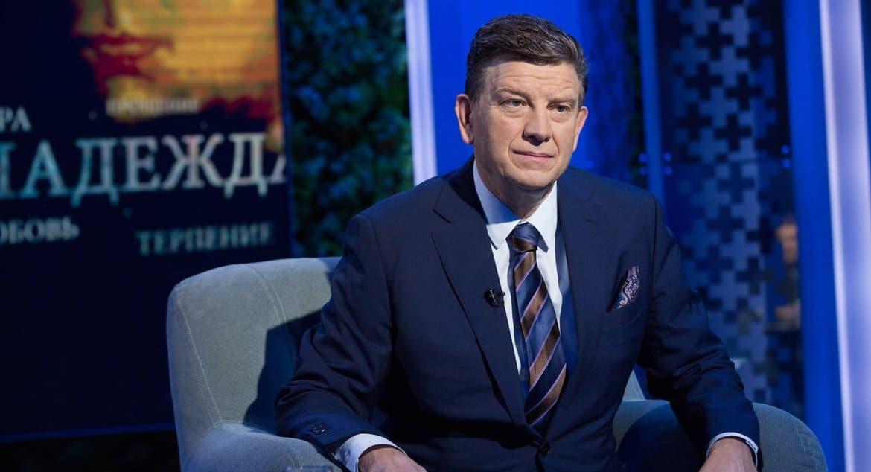 Олег Аполихин станет гостем программы «Парсуна» 4 апреля
