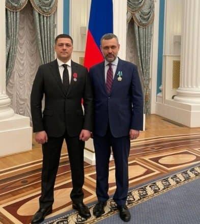 Владимир Легойда награжден Орденом Дружбы