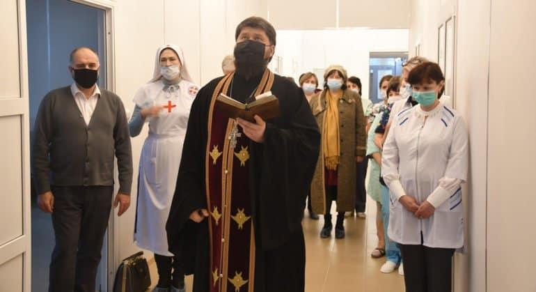 Православные сестры милосердия будут помогать в новом паллиативном отделении Азова