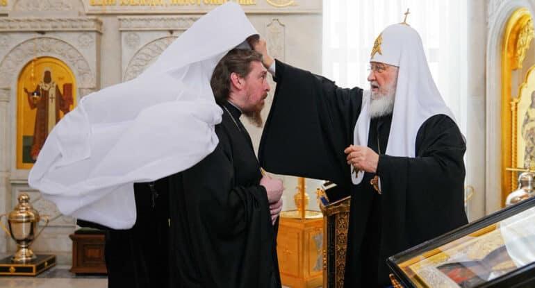 Патриарх пожелал митрополиту Челябинскому убедительно возвещать слово Божие на Южном Урале