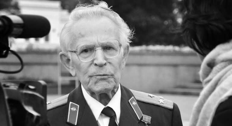 Умер последний защитник Брестской крепости Петр Котельников
