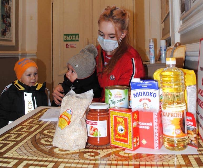 Церковь направит на помощь нуждающимся и поддержку социальных центров 73 млн. рублей