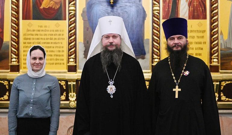 Протоиерей Игорь Фомин награжден орденом святителя Иннокентия Московского III степени