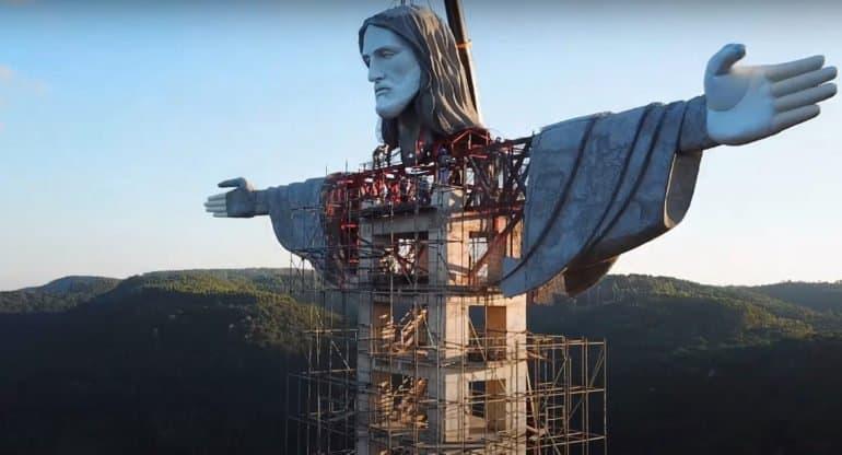 Новая бразильская статуя Христа будет выше, чем в Рио-де-Жанейро