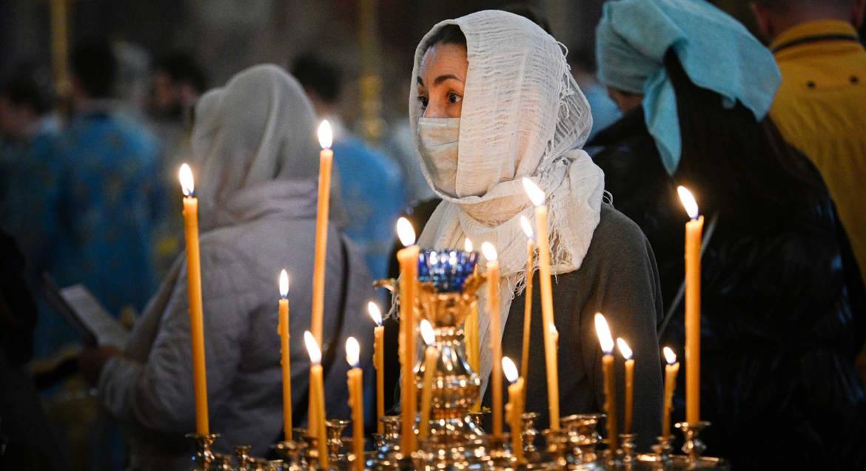 В Церкви надеются, что верующие смогут посетить храмы на Пасху