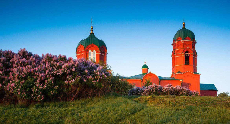 В храме на Куликовом поле восстановят придел в честь Сергия Радонежского