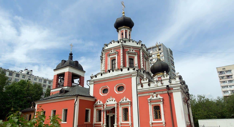 При храме в Конькове учреждено представительство Кишиневско-Молдавской митрополии
