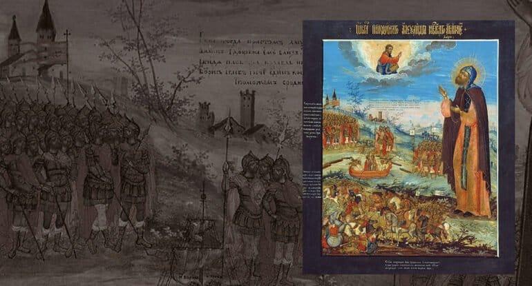 Икона святого благоверного князя Александра Невского. Суть вещей
