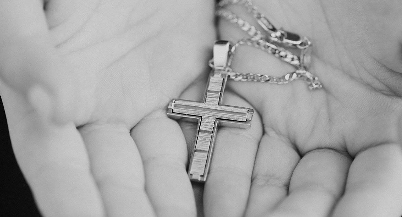 Кто читает Символ веры на крестинах мальчика?