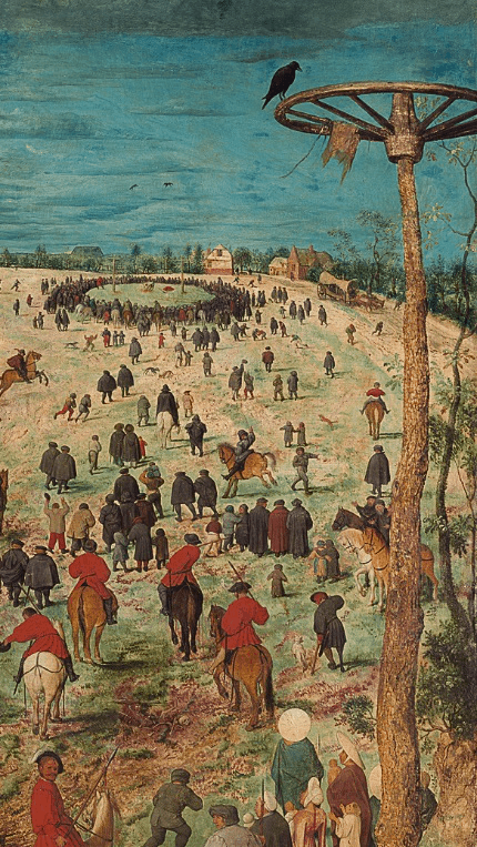 «Голгофа» Питера Брейгеля: разбираем символы и загадки великой картины