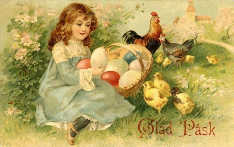 Прокати, закрути, разбей, не бери! Десять детских игр с пасхальными яйцами
