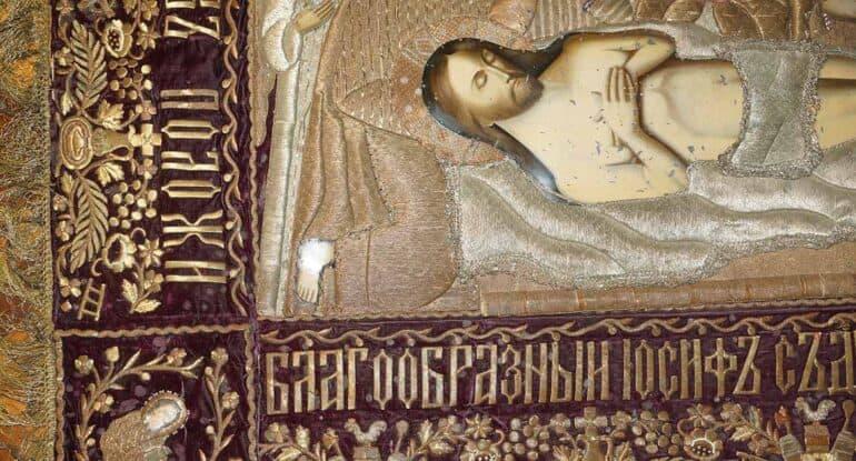Поцеловать Лик Христа наПлащанице— это грех?