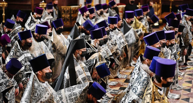 От ковида лечатся 92 клирика и монаха Русской Церкви