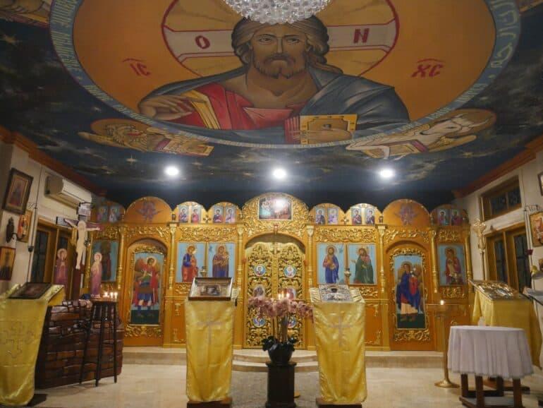 Как маг хотел устроить разгром в православном храме, но все пошло не по плану