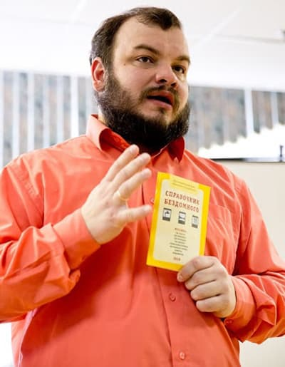 Директор общественно-церковного приюта победил во Всероссийском конкурсе помощи бездомным