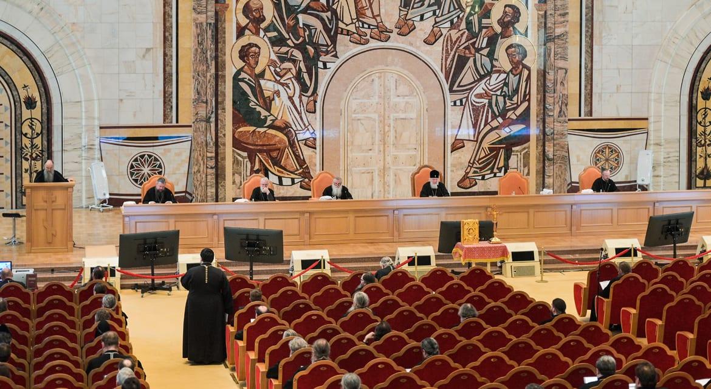 Межсоборное присутствие одобрило все рассмотренные на пленуме документы