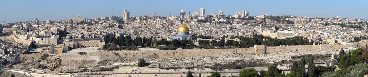 Иерусалимский храм: место, где встречаются эпохи