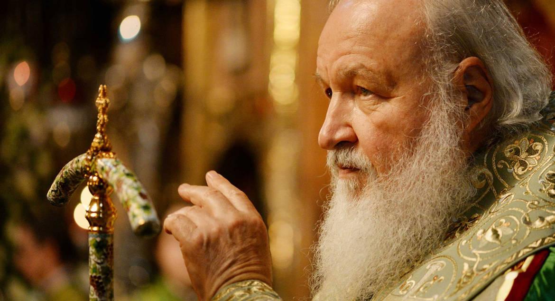 Патриарх Кирилл призвал верующих бороться с новым идолопоклонством в собственной жизни