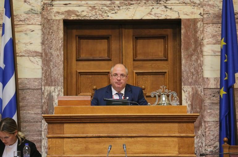 Депутат Госдумы надеется, что опыт сотрудничества России и Греции на основе православия станет примером всему миру