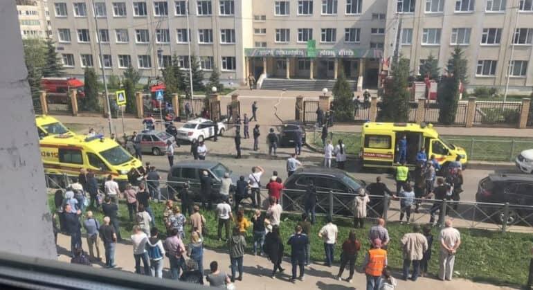 Казанская епархия окажет разностороннюю помощь пострадавшим и родным жертв нападения на школу