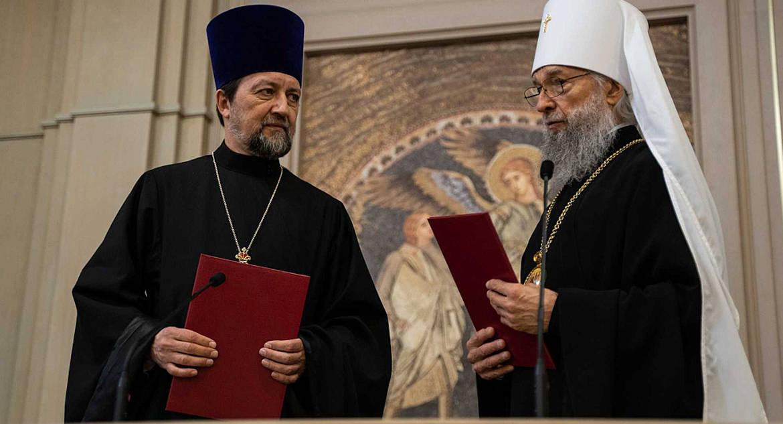 Сретенская духовная академия будет сотрудничать с Саранской семинарией