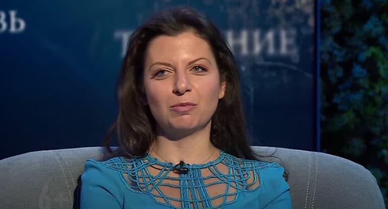 Маргарита Симоньян станет гостьей программы «Парсуна» 16 мая