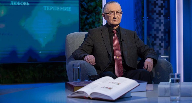 Юрий Шичалин станет гостем программы «Парсуна» 23 мая