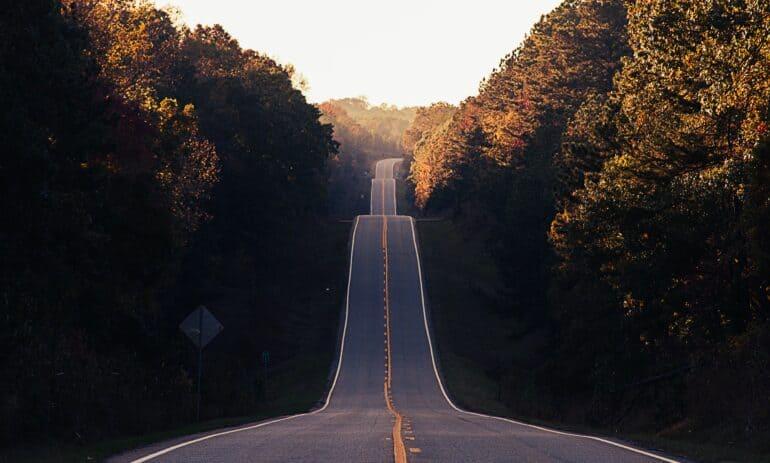 дорога, трасса