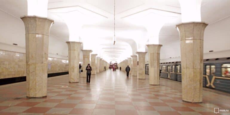 Пасха в Москве 2021