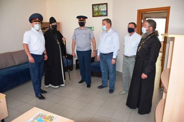 Программы радио «Вера» услышали в самарской исправительной колонии №15