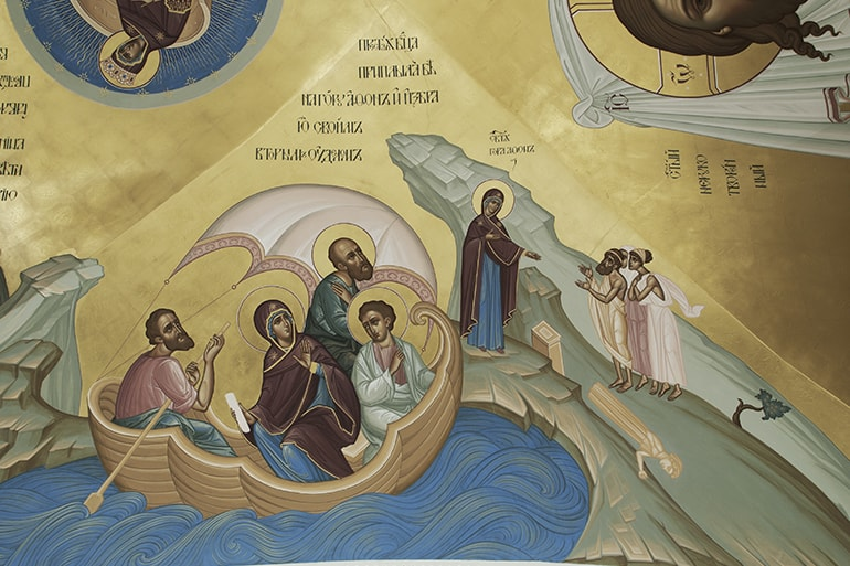 Удивительная роспись храма Рождества Богородицы в Дивееве: как ее «прочитать»?
