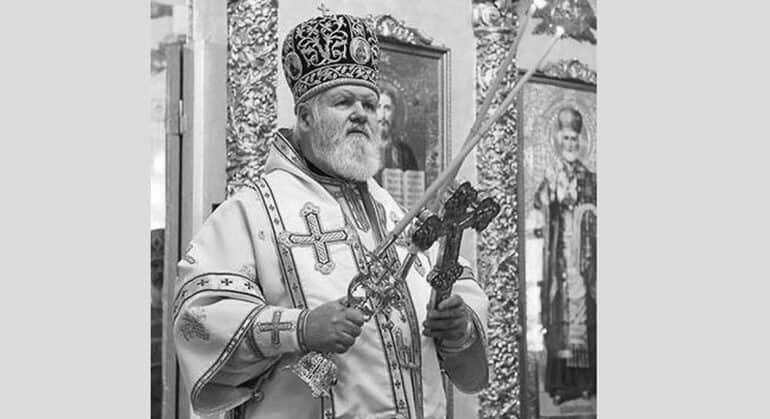 В Казахстане преставился архиепископ Чимкентский и Таразский Елевферий