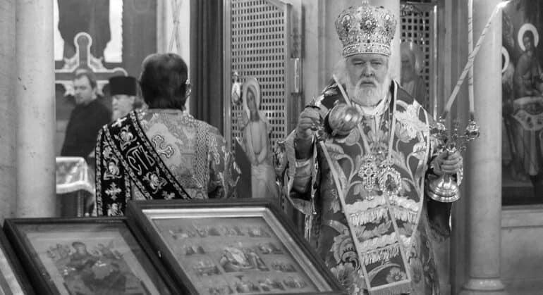 Из-за ковида скончался находившийся на покое епископ Аркадий (Афонин)