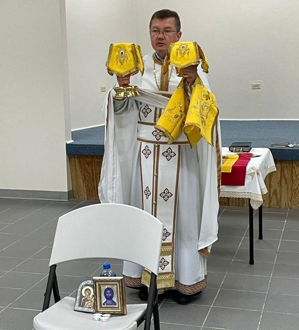 На Каймановых островах впервые совершили православную Литургию