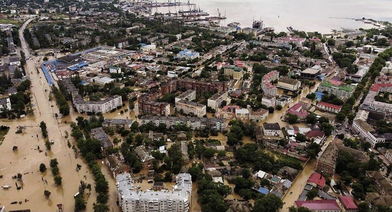 Феодосийская епархия собирает помощь для пострадавших от сильных ливней
