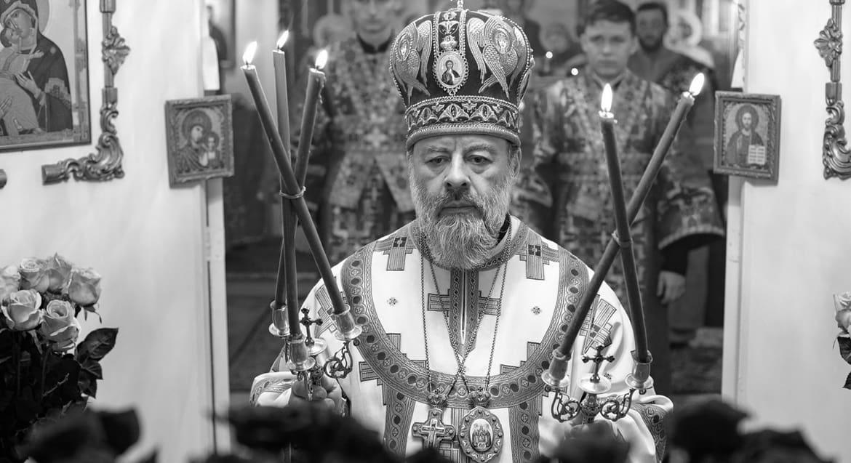 Отошел ко Господу митрополит Луганский и Алчевский Митрофан