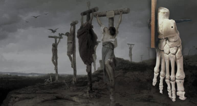 Погребения распятых иудея и римлянина: что помогает понять о Страстях Христовых эта находка археологов
