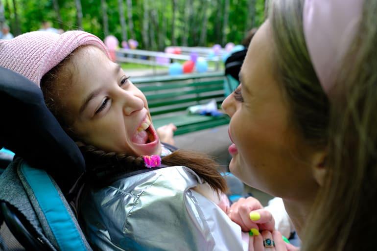 Служба «Милосердие» запустила новый проект для особых детей-сирот