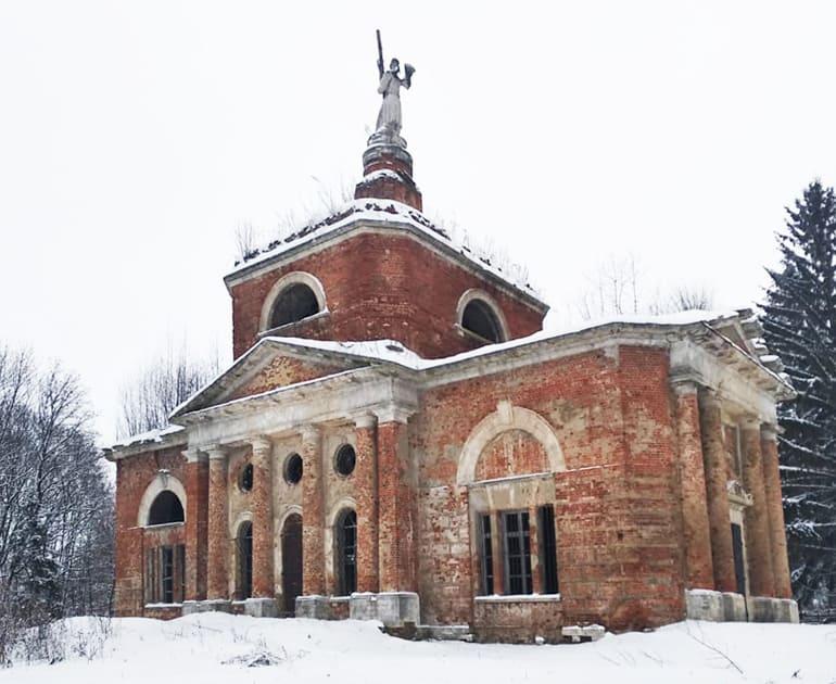 Фонд «Белый Ирис» сохранил архитектурную жемчужину Тульской земли
