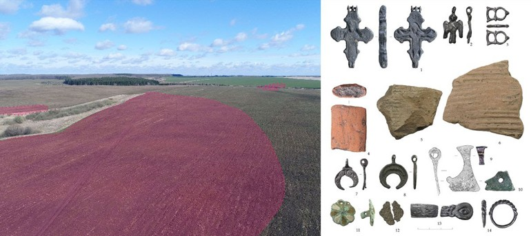 30 найденных поселений подтвердили политическое лидерство на Руси Владимиро-Суздальской земли в XII веке