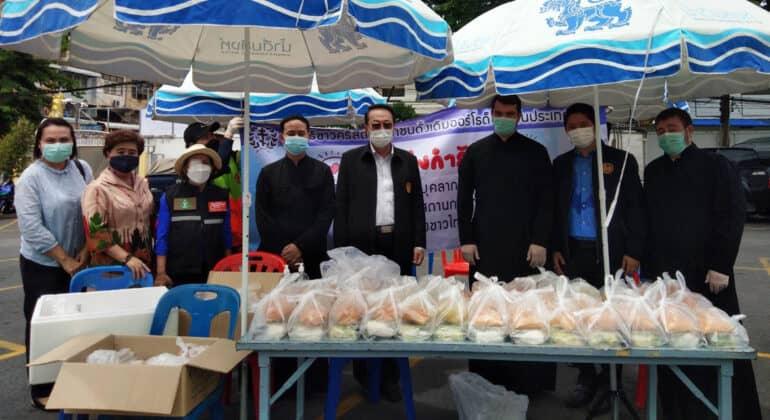 Русская Церковь в Таиланде начала помогать не только тайцам, но и трудовым мигрантам