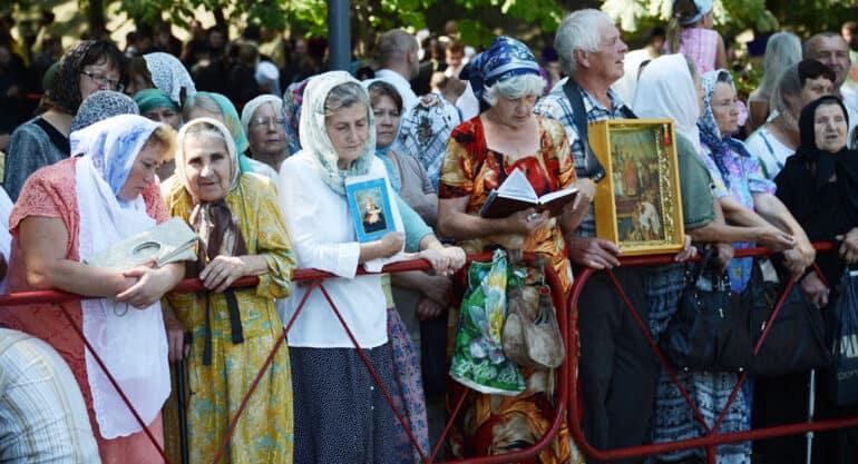 В Церкви назвали переписыванием истории законопроект, исключающий русских из числа коренных народов Украины