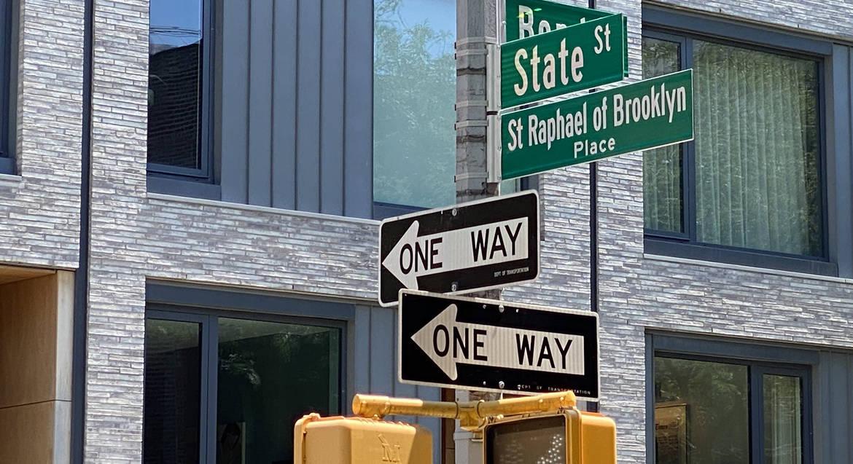 Улицу в Нью-Йорке назвали в честь православного святого