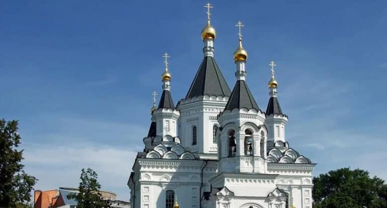 Столичный храм архистратига Михаила на Девичьем поле передали Церкви